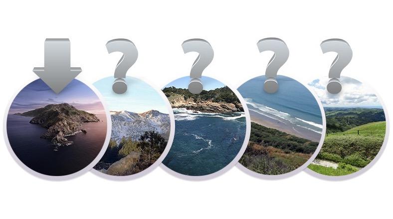 macOS 10.16 代号会是什么?或从三者中选一
