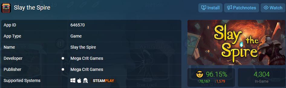 DBG神作《杀戮尖塔》手游版全球发布!为何人人都爱它