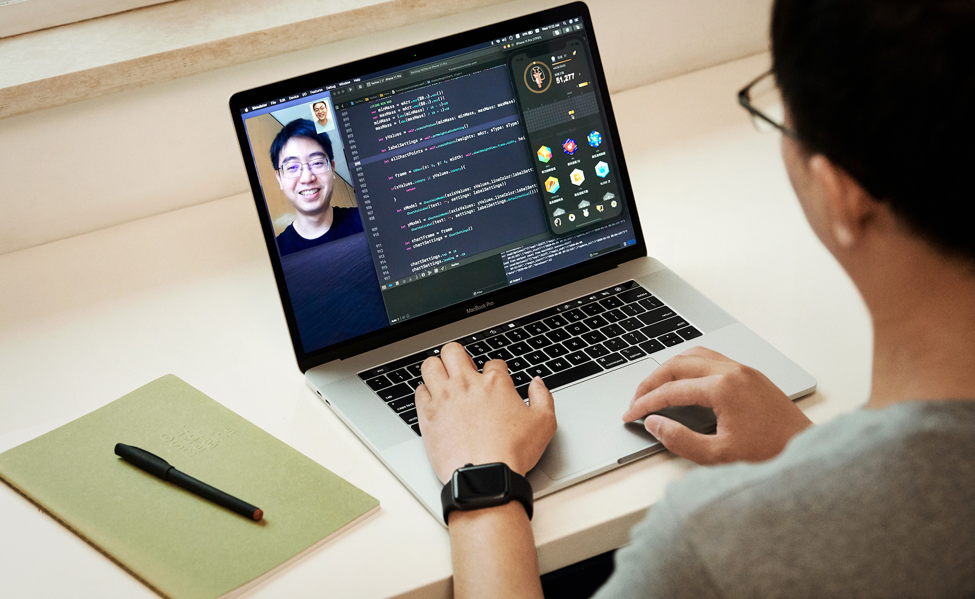 App 开发者故事汪家浩 WWDC 孕育解决问题的新 app