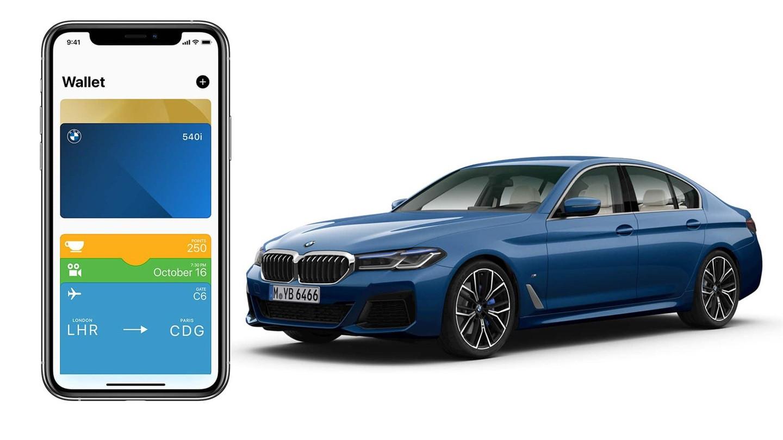 宝马确认:苹果 iOS 13.6 用户也可使用数字汽车钥匙功能