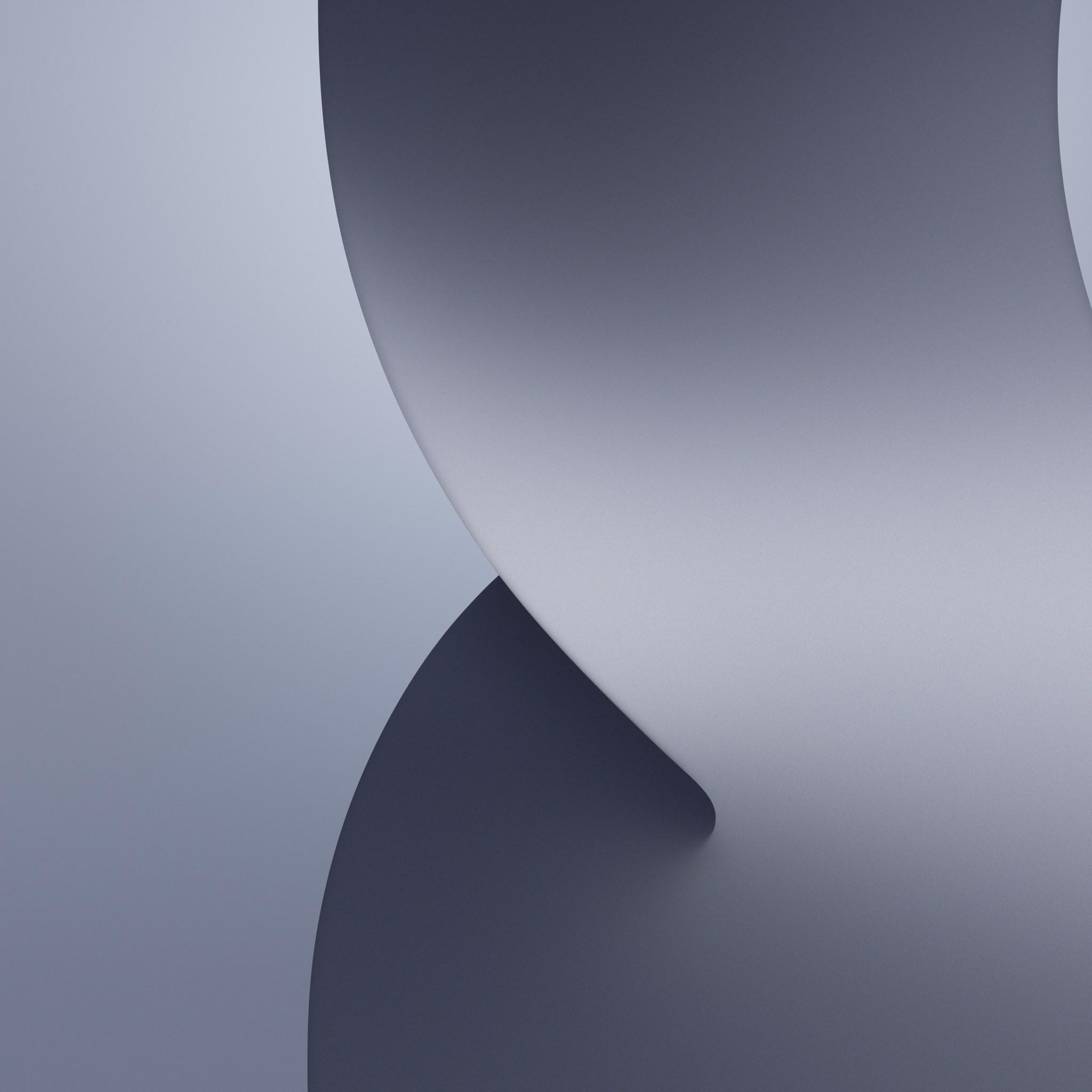 苹果 iOS 14/iPadOS 14 全新壁纸分享