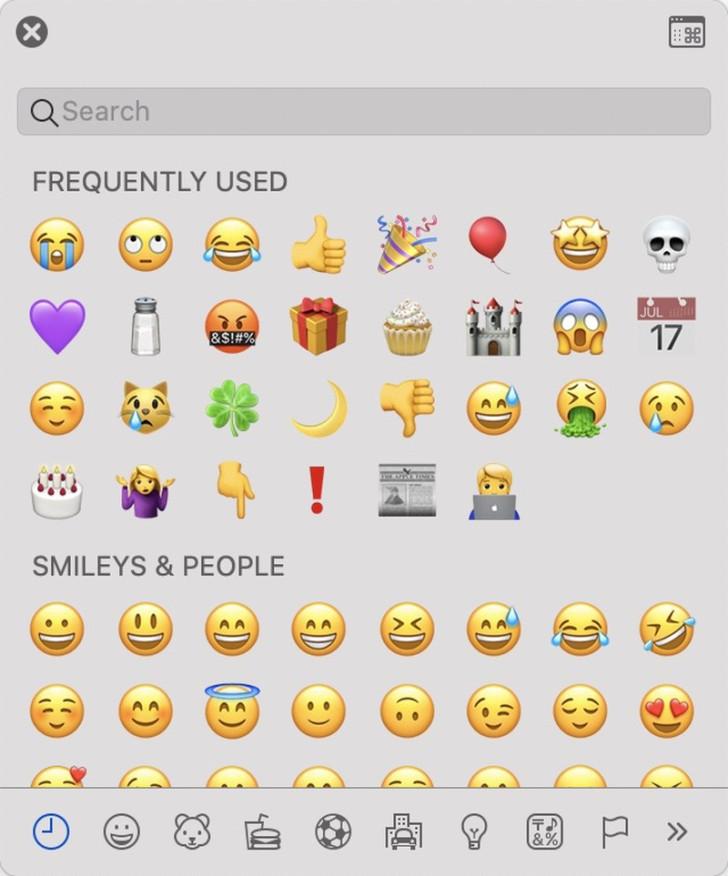 快速查找表情:苹果 iOS 14/iPadOS 14 已支持 emoji 搜索功能