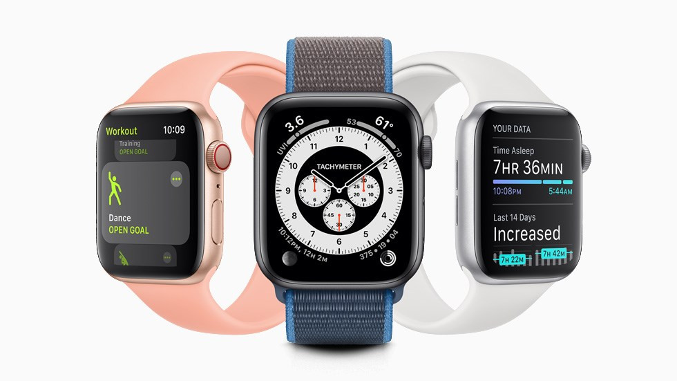 苹果公司正式推出了watchOS 7:新的拨号共享、睡眠跟踪和自动洗手检测