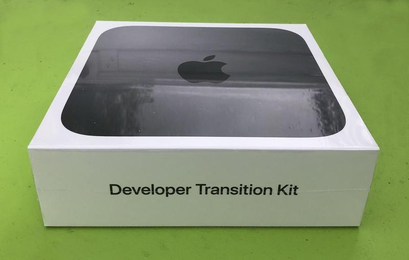 A12Z Mac mini 开始陆续到达开发者手中