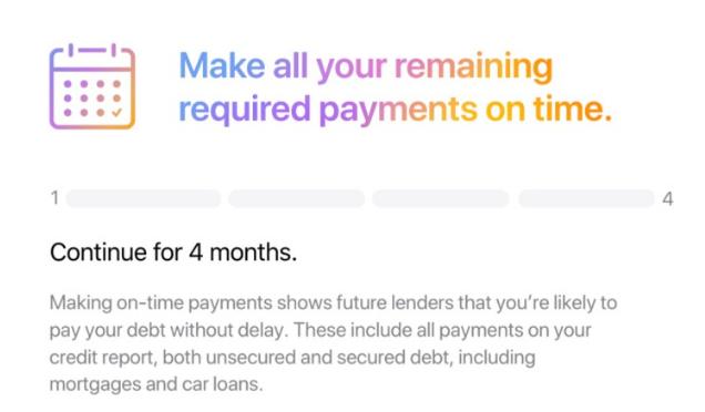 Apple 推出「Path to Apple Card」计划,帮助被拒绝的申请人