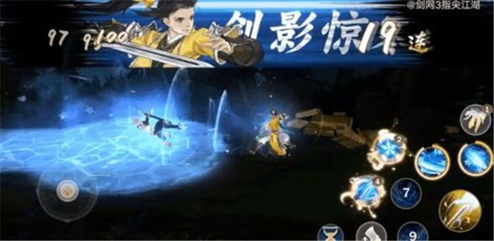 《剑网3:指尖江湖》测评:西山居首款二次元武侠手游