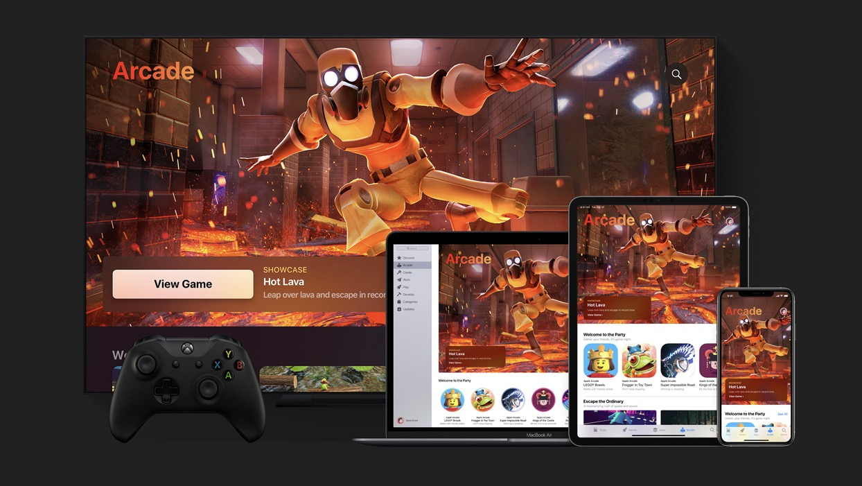 苹果取消部分 Apple Arcade 游戏合约,只注重热门作品