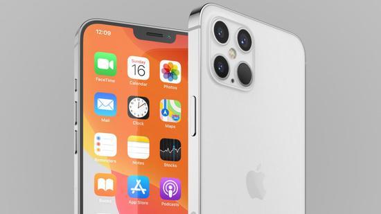 今年秋季发布的苹果第一款5G手机的出货量将减少一半