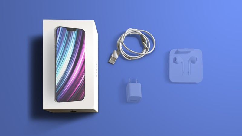 苹果 iPhone 12/SE 2 不再附赠充电器和耳机,包装盒更薄、更精致