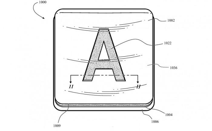 新专利显示苹果研究玻璃按键的强度和透明度