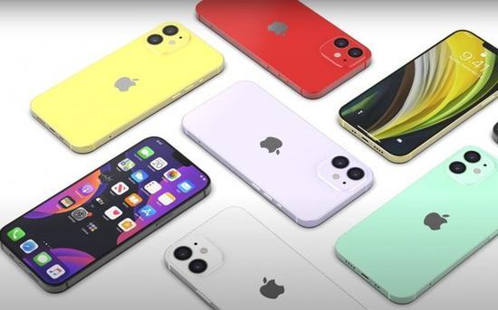 苹果 iPhone 12 系列规格售价信息曝光