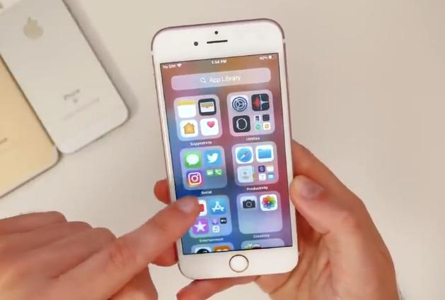 苹果 iPhone 6s 运行 iOS 14 体验如何?