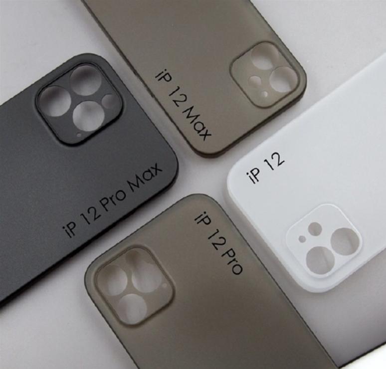 苹果 iPhone 12 系列保护壳曝光:外观设计复刻 iPhone 4