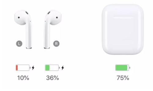 AirPods 左右耳机耗电出现差异是什么原因?