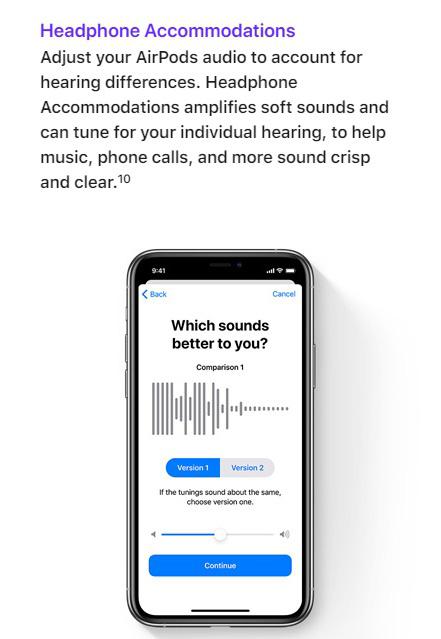 2020 WWDC 中提到了 AirPods 的哪些功能更新?