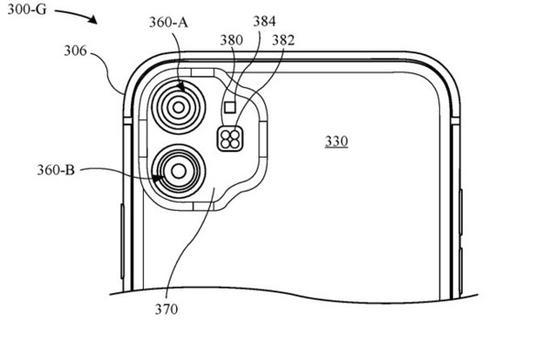 苹果专利曝光:iPhone 11 Pro 摄像头还有这些设计