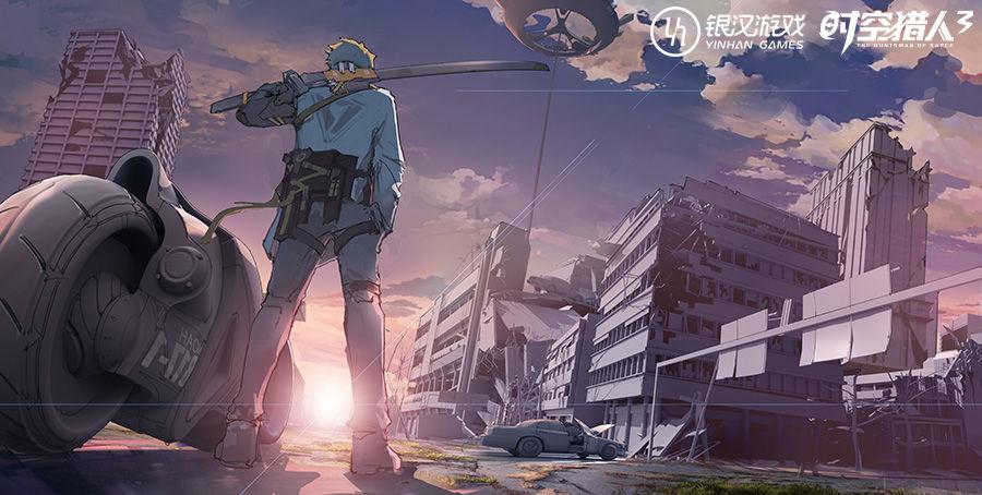 八年格斗手游经典,《时空猎人3》竟然3D二次元化重生了?