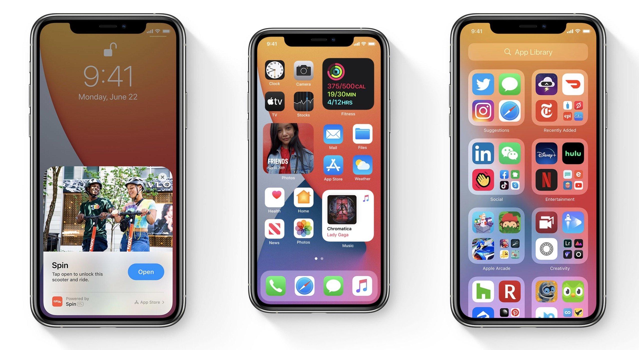 iOS14公测版和开发者测试版有什么不同?