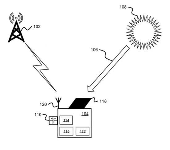 专利显示苹果公司正在研究自供电 Wi-Fi 或蜂窝基站