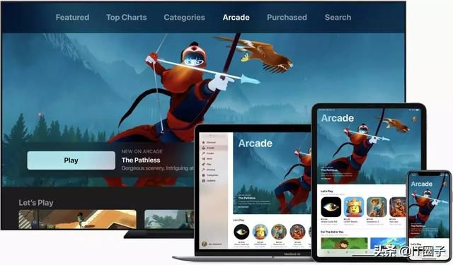 Apple Arcade更新太慢,还未来华,海外市场已经凉成一片