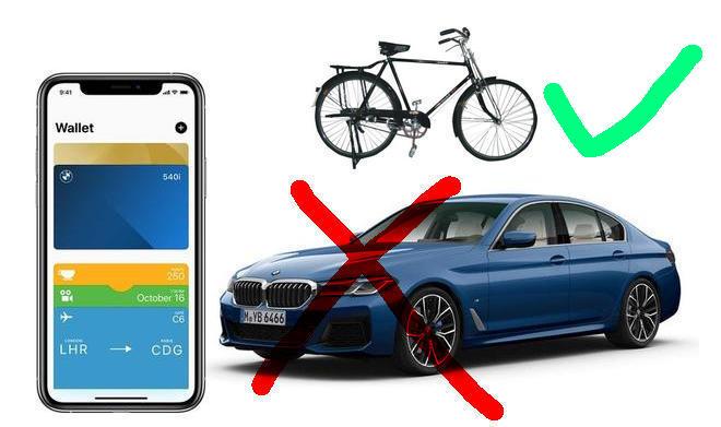 iPhone/Apple Watch 车钥匙功能使用教程
