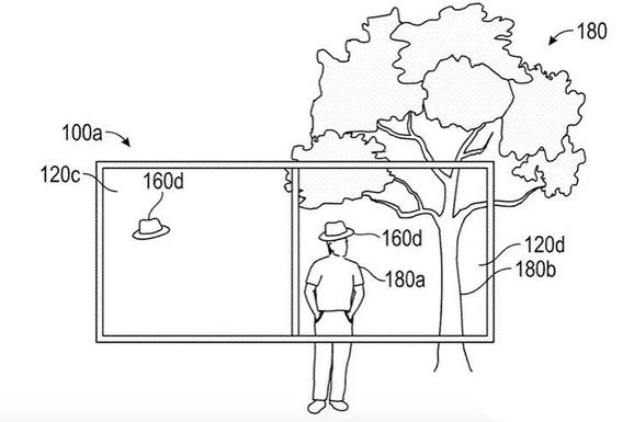 苹果新专利:用眼睛来控制 AR 眼镜,凝视还能放大