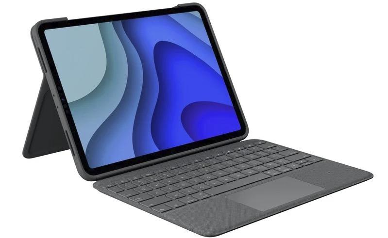 罗技为 iPad Pro 发布 Folio Touch 键盘保护壳