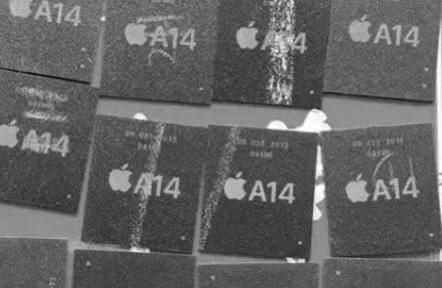 苹果 A14 处理器芯片谍照曝光:5 纳米制程加持