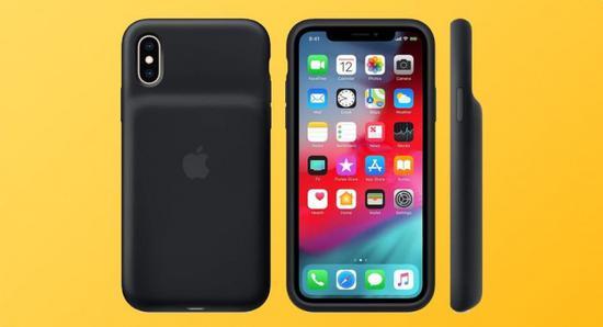 苹果新电池背夹专利获批,支持双向无线充电