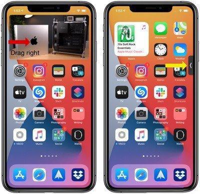 iOS14怎么开启画中画?iOS14画中画使用方法