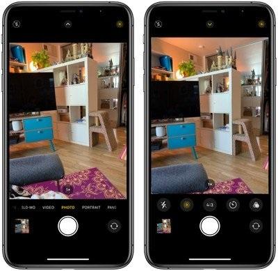 """iOS 14 相机顶部增加按钮,原来是这样""""进化""""来的"""