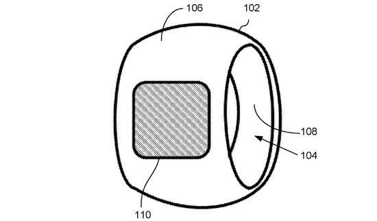 """苹果申请 """"指环""""专利:可操控 Mac 和其他设备"""