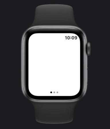 小技巧:Apple Watch 也有手电筒功能