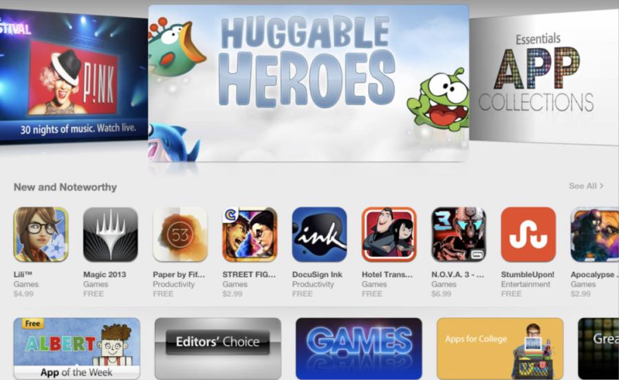 苹果在对抗还是推动整个游戏界?