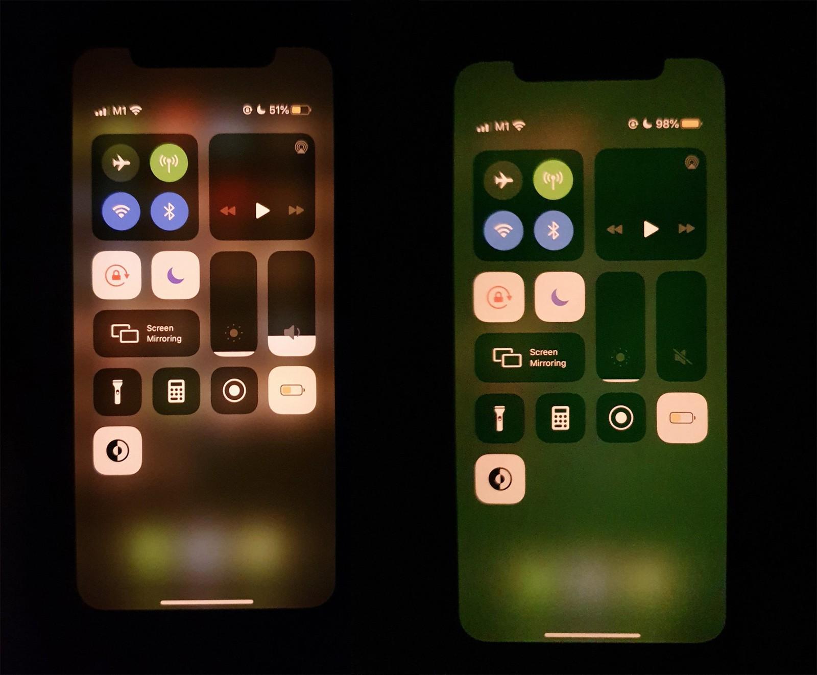 iOS 13.6.1 发布:iPhone 屏幕发绿问题已解决