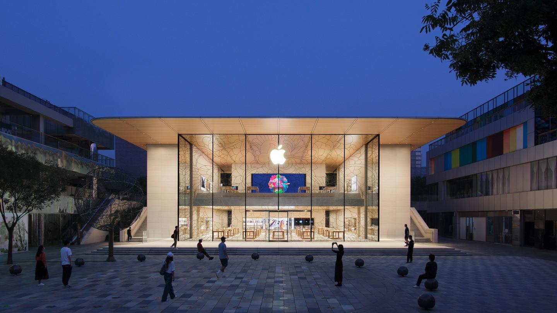 苹果发布中国企业责任报告:累计为中国开发者提供 2000 亿元收入