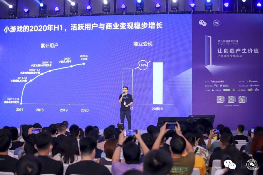 微信游戏用户持续增长,高质量的游戏带来更多机遇