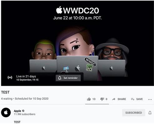 iPhone 12 发布会日期定了吗?是9 月 10 日?