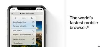 Safari内置翻译功能使用方法