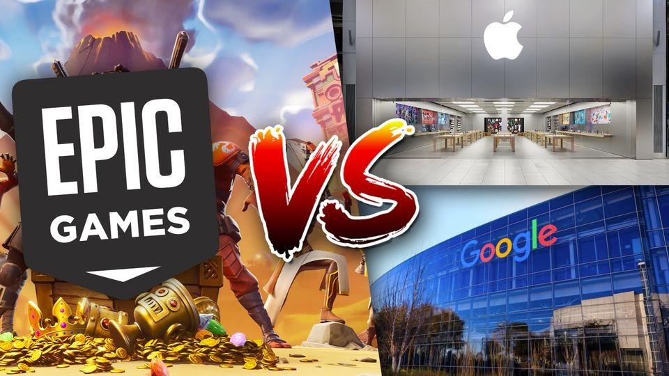 美国法官:苹果封杀 Epic 虚幻引擎有报复嫌疑