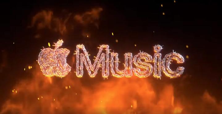 苹果分享最新广告:Apple Music 已在全球 165 个国家和地区推出