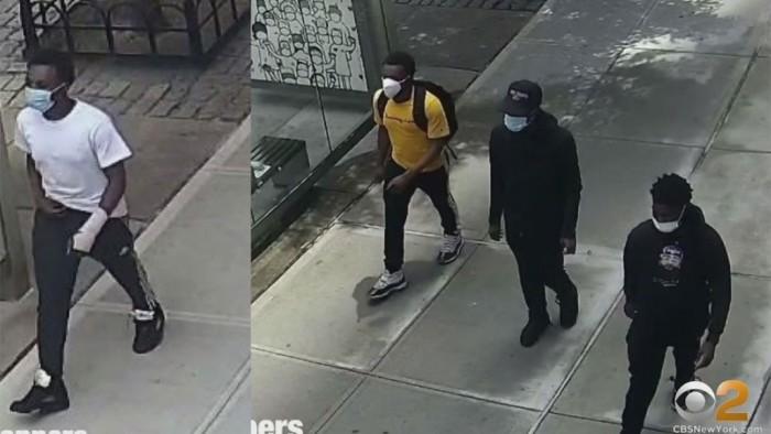 曼哈顿苹果零售店发出多起以购物顾客为目标的盗窃案