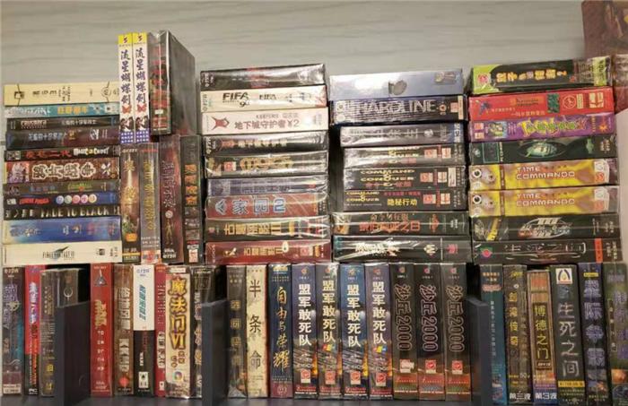20年前你几十元买的正版游戏,现在有人花几万元来买它!