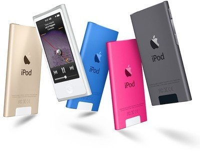 苹果将在本月把最后一款 iPod Nano 列为「古董产品」