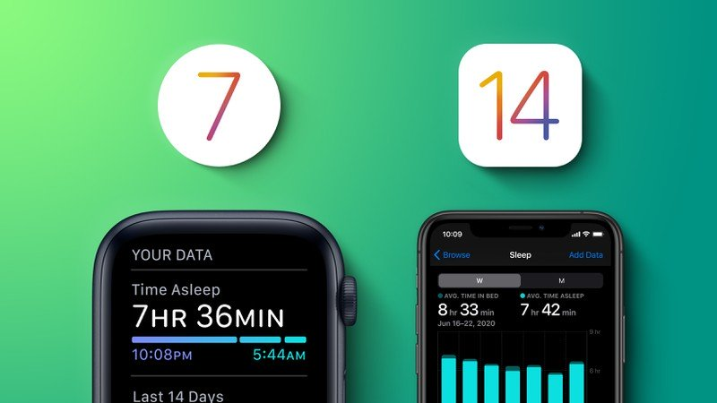 iOS 14 教程:如何在 iPhone 和 Apple Watch 上开启「睡眠模式」?