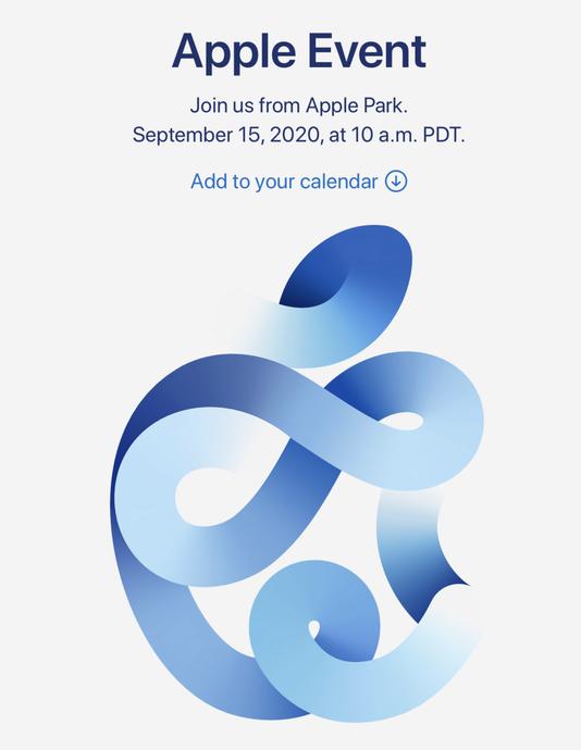 苹果邀请函有什么含义?
