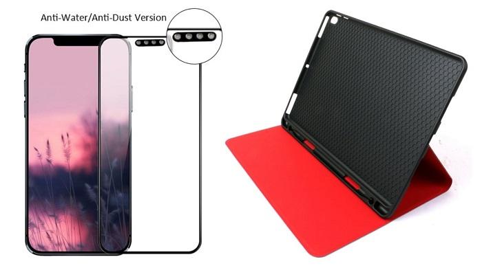 配件厂商提供的 iPhone 12 Pro 后摄保护贴暗示 LiDAR 传感器的存在