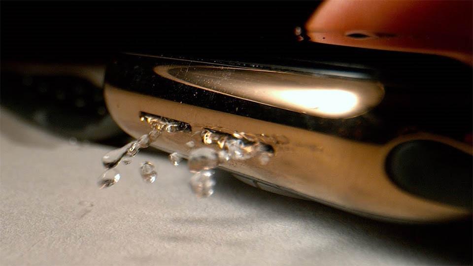 专利暗示苹果正在将Apple Watch防水技术应用到iPhone和iPad上