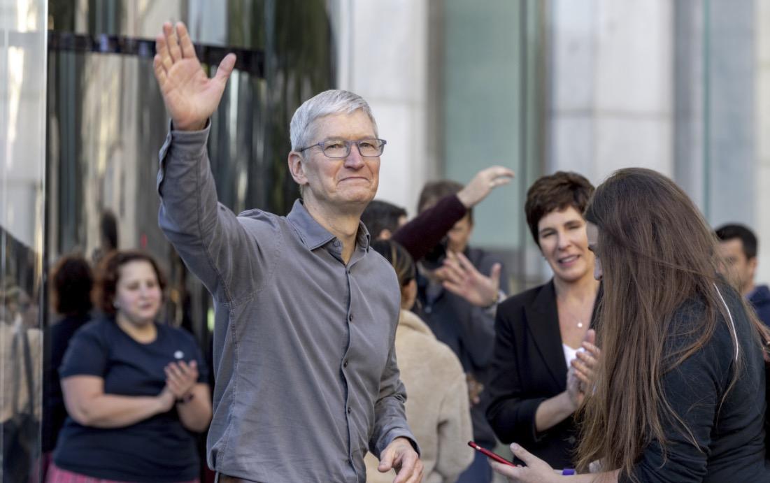 彭博社报告:苹果目前对公司高层领导职位的接班规划