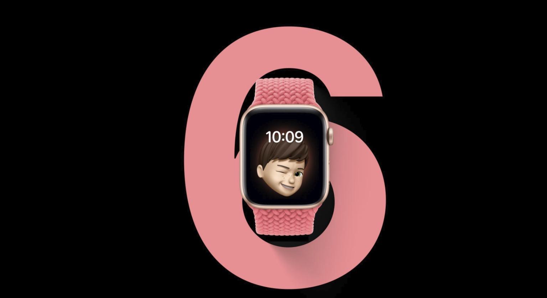 苹果推出 Apple Watch Series 6:血氧测量、全天候显示屏幕